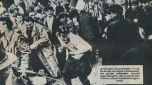 Nyugati lapok fényképei alapján azonosították a tüntetések részrvevőit